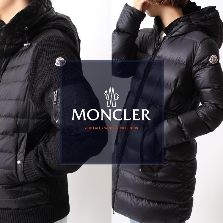 MONCLER(モンクレール) 2020秋冬 新作コレクション入荷のニュースバナーです。