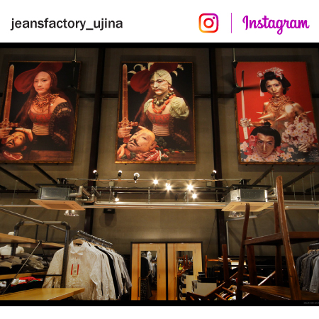 JEANS FACTORY宇品店