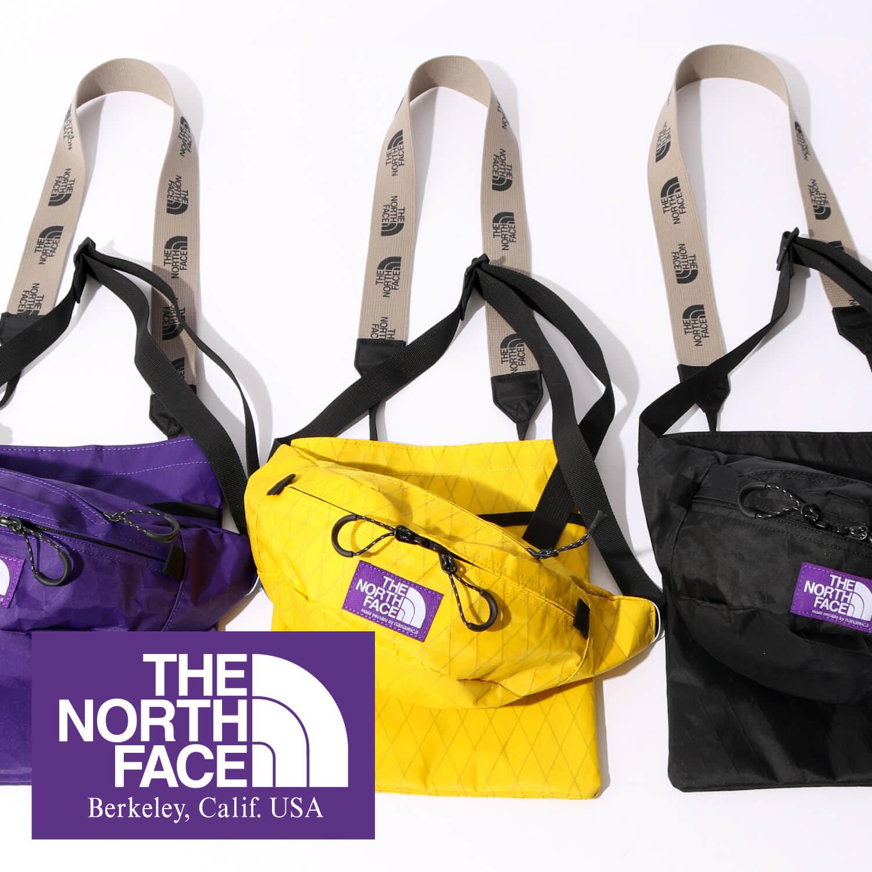 ザ ノースフェイス パープルレーベルの2019秋冬新作バッグです。