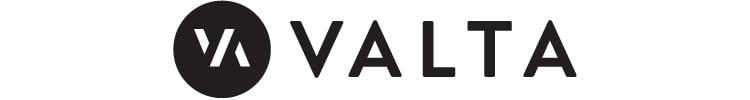 VALTA(ヴァルタ)のブランドロゴです。