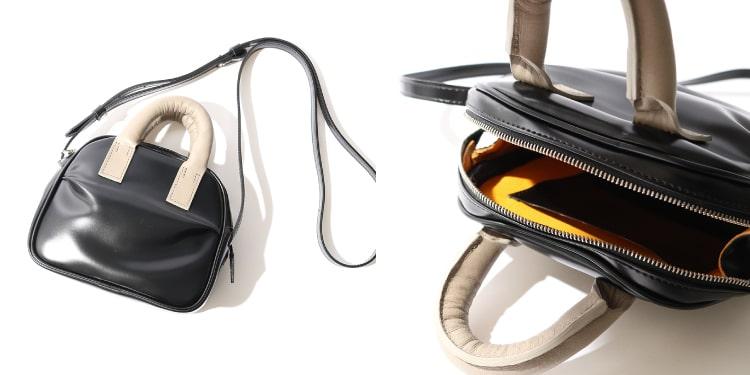 PIENI [ピエニ] のビックハンドルバッグです。