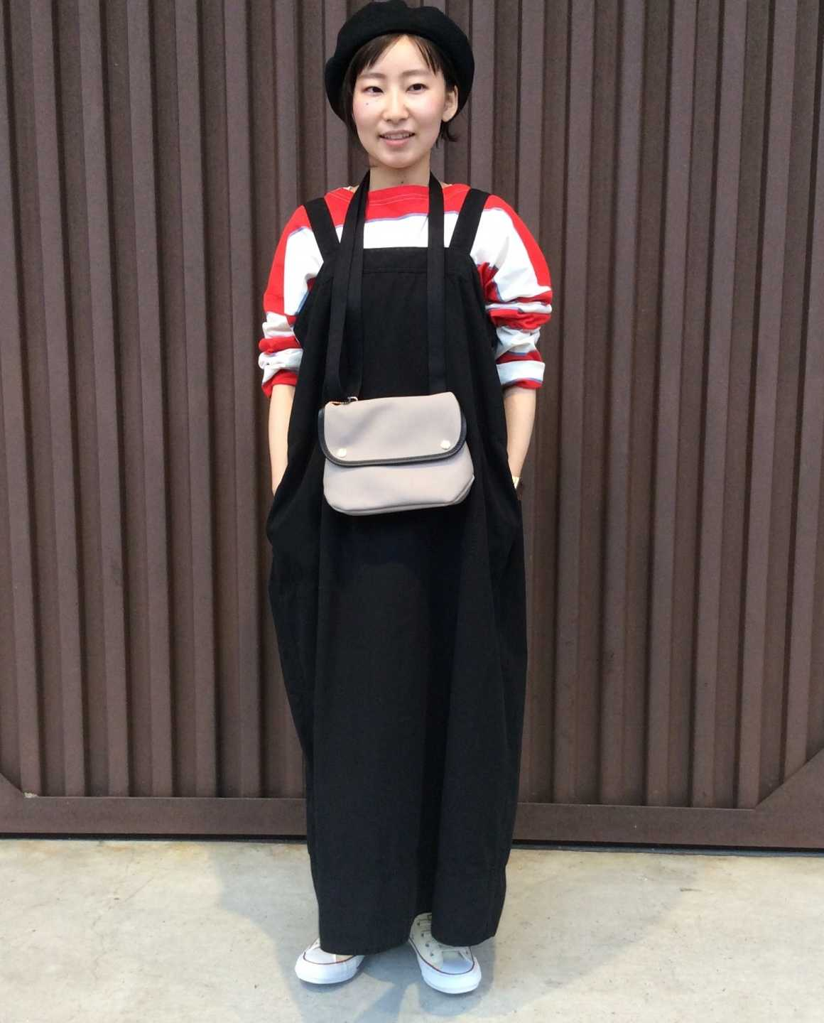 JUMPER SKIRT × BORDER