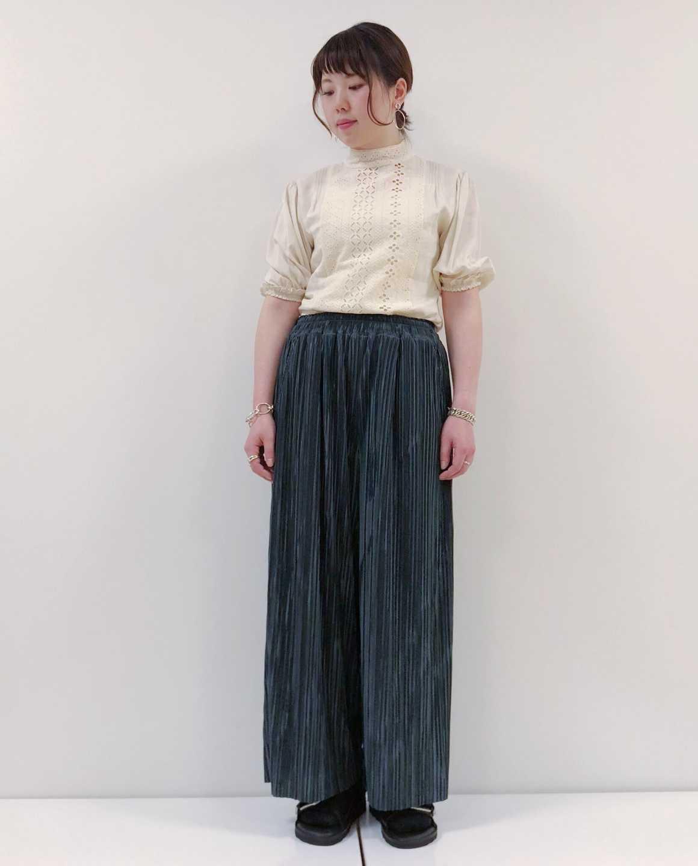 Lady vintage style