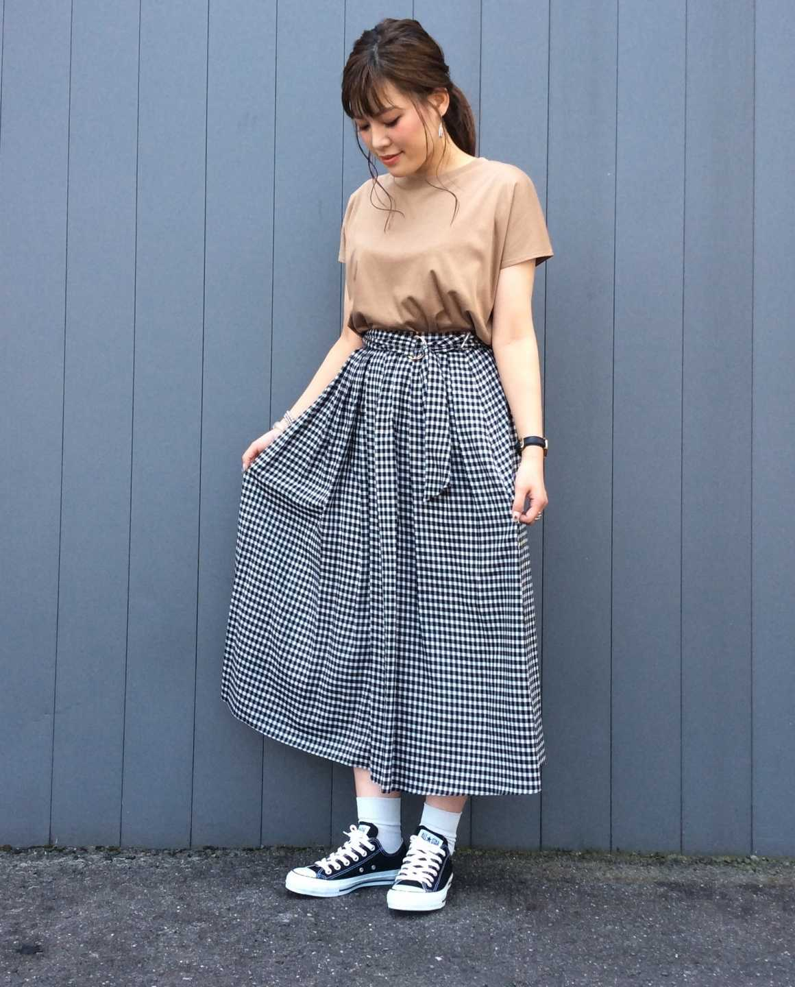 GINGHAM CHECK STYLE