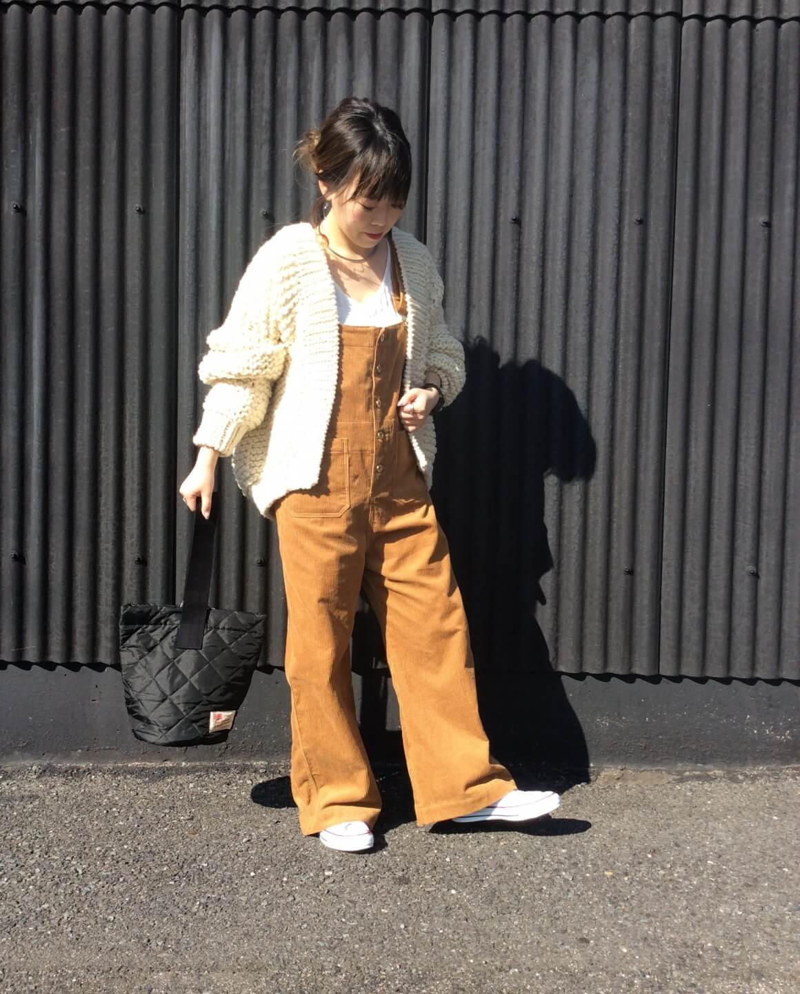 OVERALLS STYLE