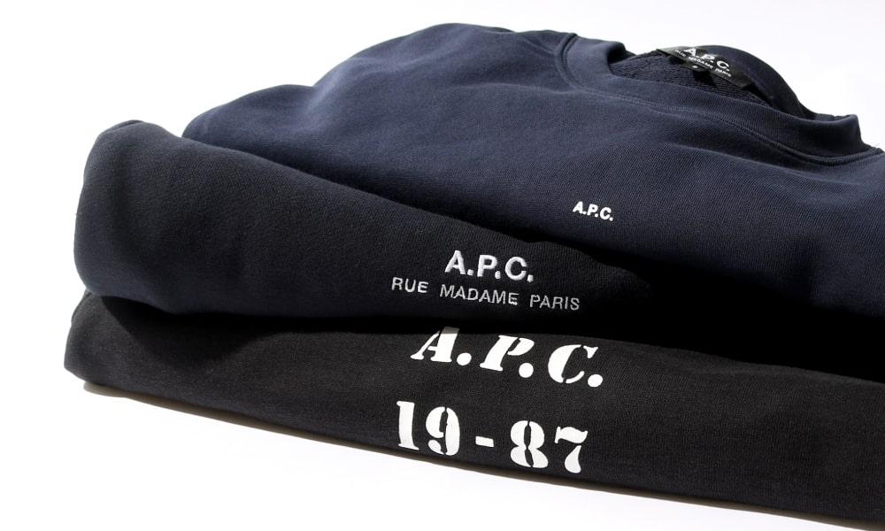 A.P.C./アー・ペー・セー
