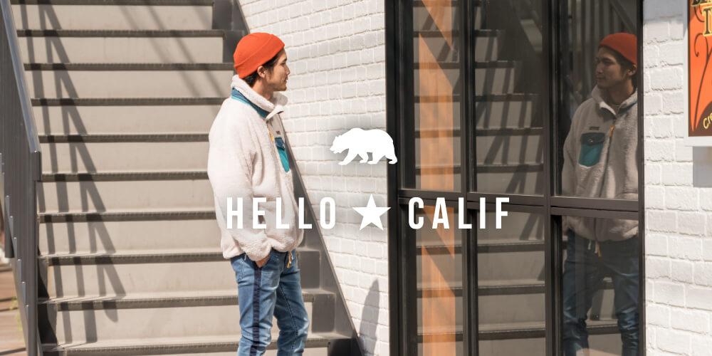 HELLO CALIF