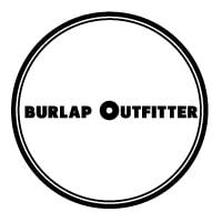 BURLAP OUTFFITTER