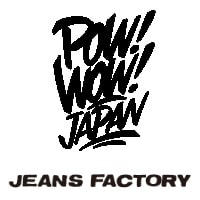 POW! WOW! JAPAN × JEANS FACTORY