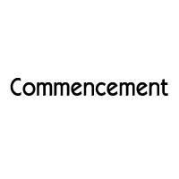 Commencement