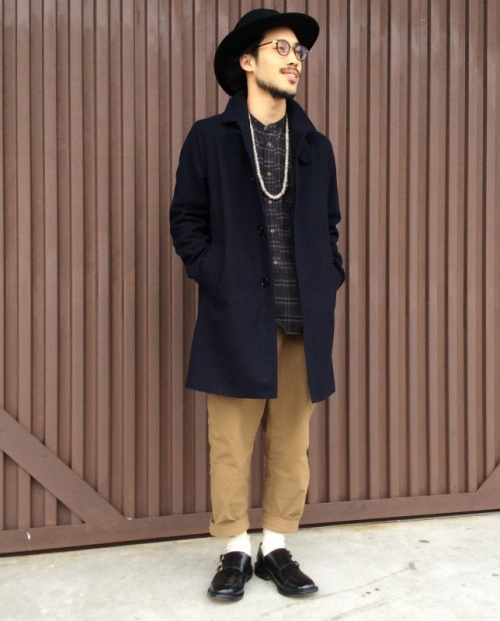 TRADITIONAL WEATHERWEAR STYLE